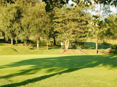 Glossop and District Golf Club Cover