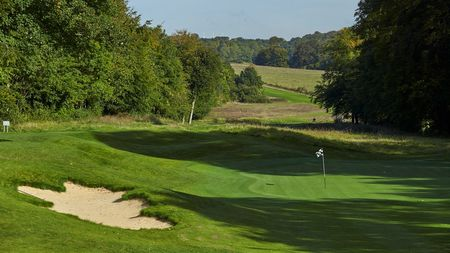 Golf at goodwood golf club downs course cover picture