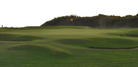 Overview of golf course named Gorleston Golf Club