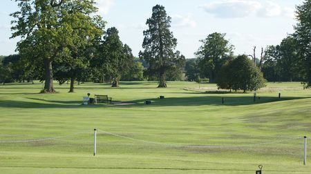 Overview of golf course named Gosfield Lake Golf Club