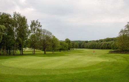 Overview of golf course named Grange Park Golf Club (Lancashire)
