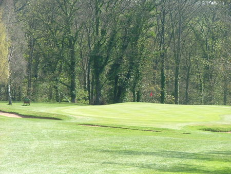 Grange Park Golf Club (Yorkshire) Cover Picture