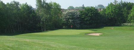 Grassmoor golf club cover picture