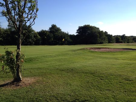 Overview of golf course named Great Lever and Farnworth Golf Club