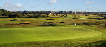 Overview of golf course named Green Haworth Golf Club