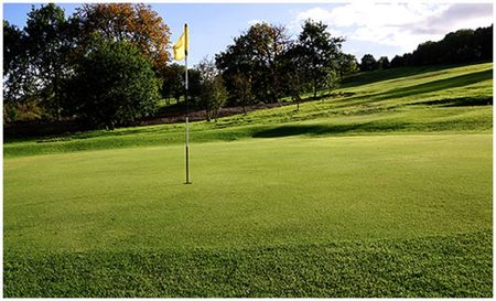 Greenway hall golf centre cover picture