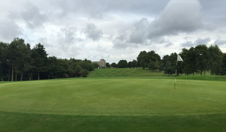 Grimsby Golf Club Cover Picture