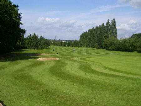 Overview of golf course named Hadden Hill Golf Club