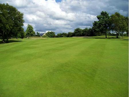 Hazel Grove Golf Club Cover Picture