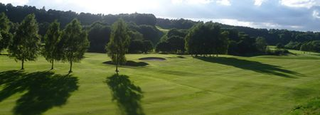 Overview of golf course named Reddish Vale Golf Club