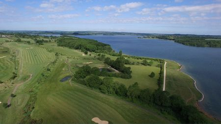 Overview of golf course named Rutland Water Golf Course