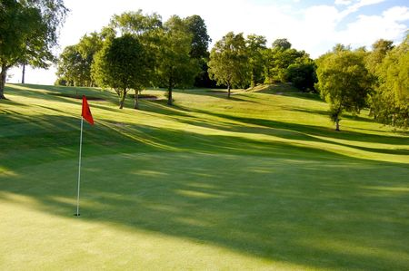 Hawkstone Park Golf Club Cover Picture