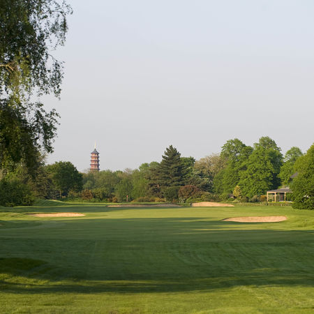 Overview of golf course named Royal Mid-Surrey Golf Club