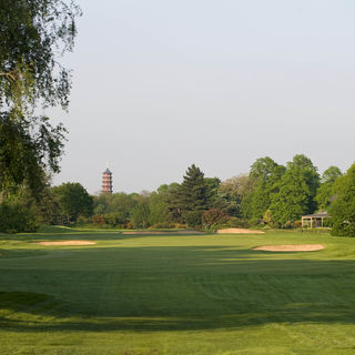 Royal mid surrey golf club cover picture