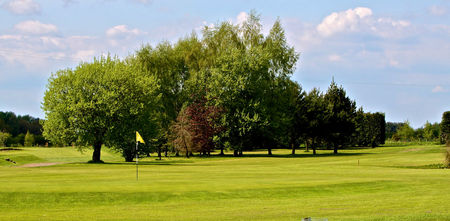 Overview of golf course named Swallow Hall Golf Club
