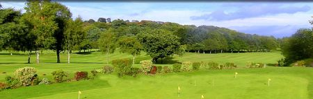 Overview of golf course named Romiley Golf Club