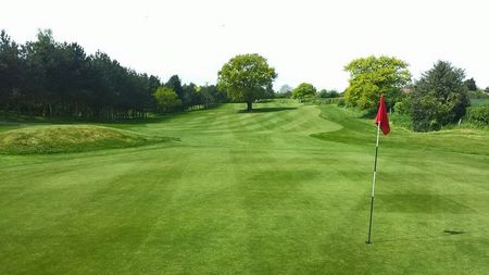 Seckford golf club cover picture