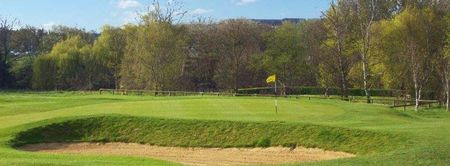 Belfairs golf club cover picture