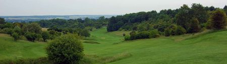 Overview of golf course named Royal Winchester Golf Club