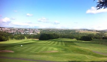 Towneley golf club cover picture