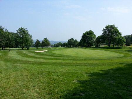 Hillsborough Golf Club Cover