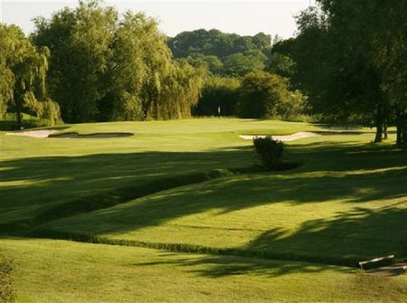 Overview of golf course named Harrogate Golf Club