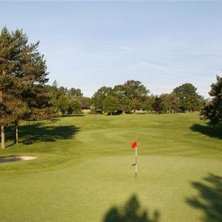 Harrogate golf club cover picture