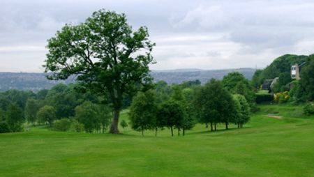 Overview of golf course named Rawdon Golf Club