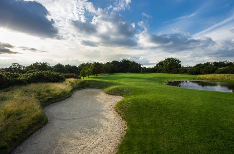 Batchworth park golf club cover picture