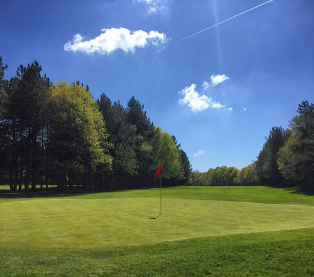 Hemsted forest golf club cover picture