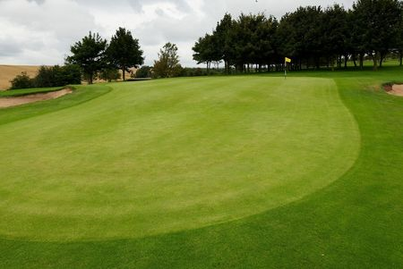 Overview of golf course named Birley Wood Golf Club