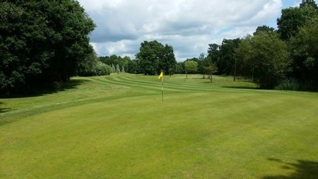 Hilden Golf Club Cover Picture