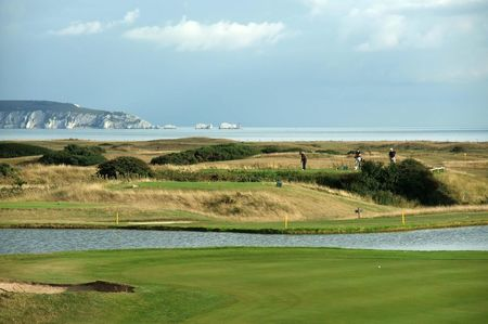 Overview of golf course named Barton-on-Sea Golf Club