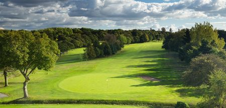 Overview of golf course named Rotherham Golf Club