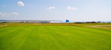 Overview of golf course named Seaford Head Golf Club