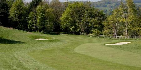 Hexham golf club cover picture