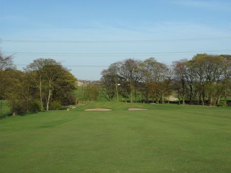 Overview of golf course named Queensbury Golf Club
