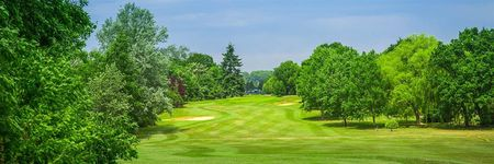 Overview of golf course named Hendon Golf Club