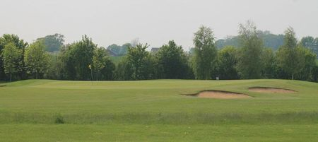 Overview of golf course named Pytchley Lodge Golf Club