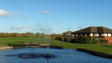 Sapey golf club cover picture