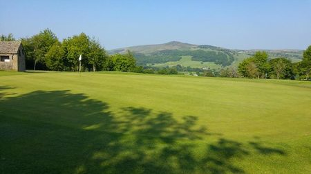 Overview of golf course named Bracken Ghyll Golf Club