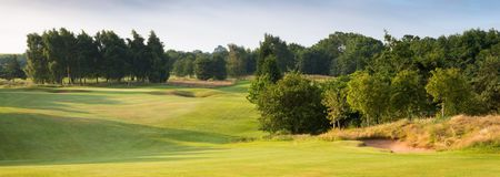The Shropshire Golf Centre Cover Picture