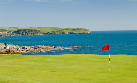 Thurlestone Golf Club Cover