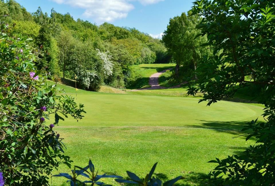 Bishop auckland golf club cover picture