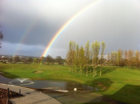 Radlett park golf club cover picture