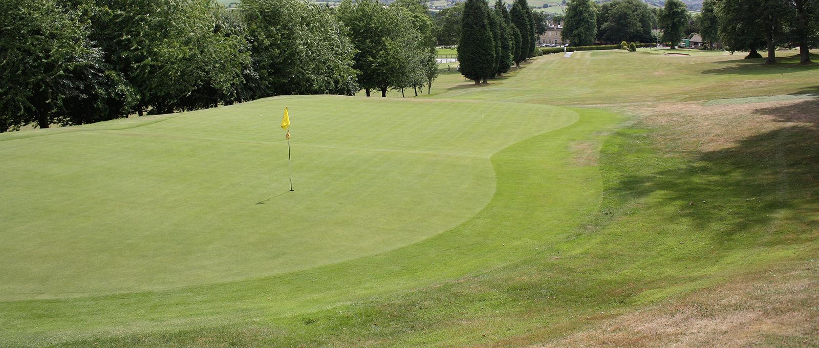 Bingley saint ives golf club ltd cover picture