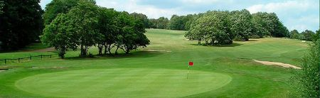 Hainault forest golf complex cover picture