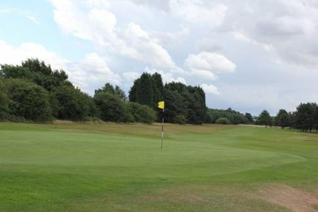 Holme hall golf club cover picture
