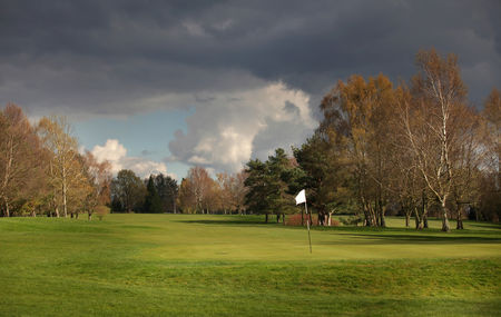 Overview of golf course named Haywards Heath Golf Club