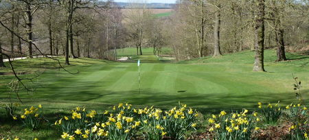 Overview of golf course named Retford Golf Club